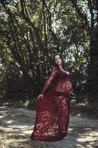 emilie trontin grossesse naissance (5)